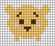 Alpha pattern #83429