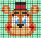Alpha pattern #83431