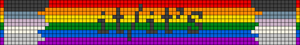 Alpha pattern #83436