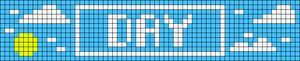 Alpha pattern #83439