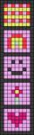 Alpha pattern #83461