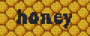 Alpha pattern #83464