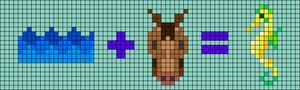 Alpha pattern #83475