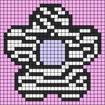 Alpha pattern #83522