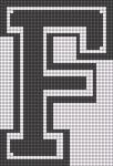 Alpha pattern #83525