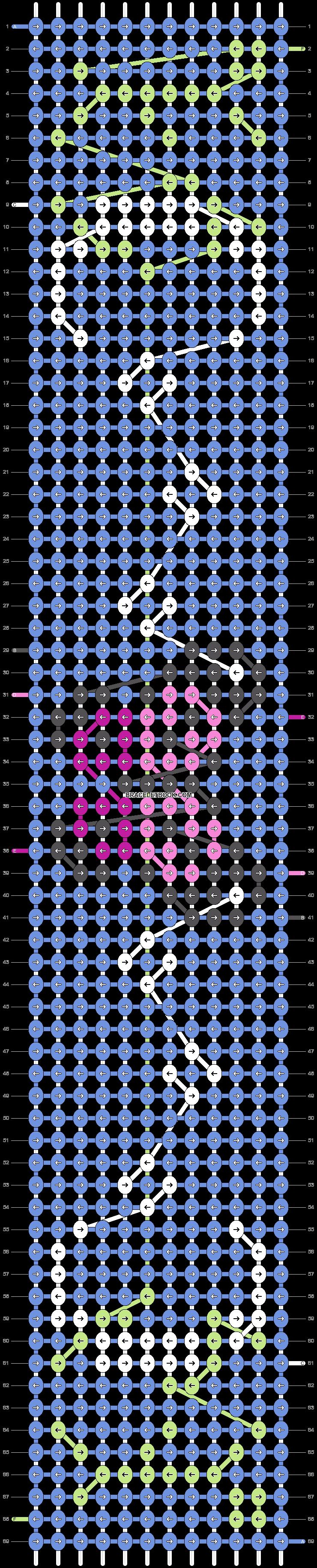 Alpha pattern #83532 pattern