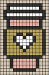 Alpha pattern #83536