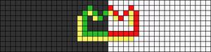 Alpha pattern #83537