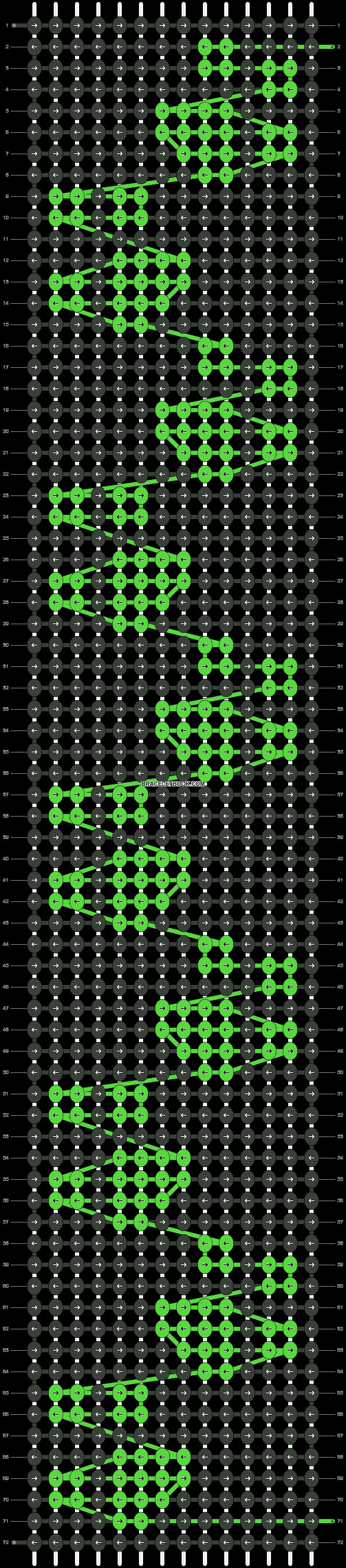 Alpha pattern #83538 pattern