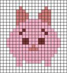 Alpha pattern #83540