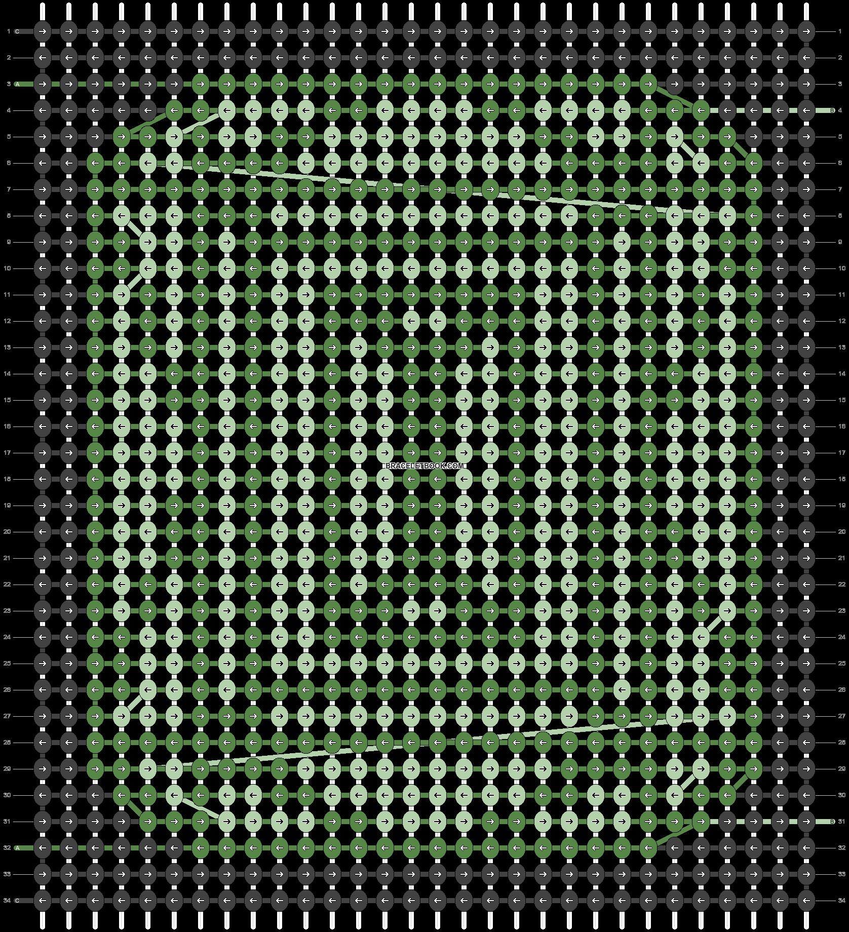 Alpha pattern #83541 pattern