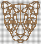 Alpha pattern #83543