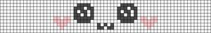 Alpha pattern #83546