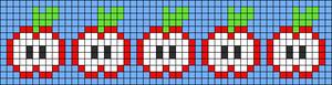Alpha pattern #83550
