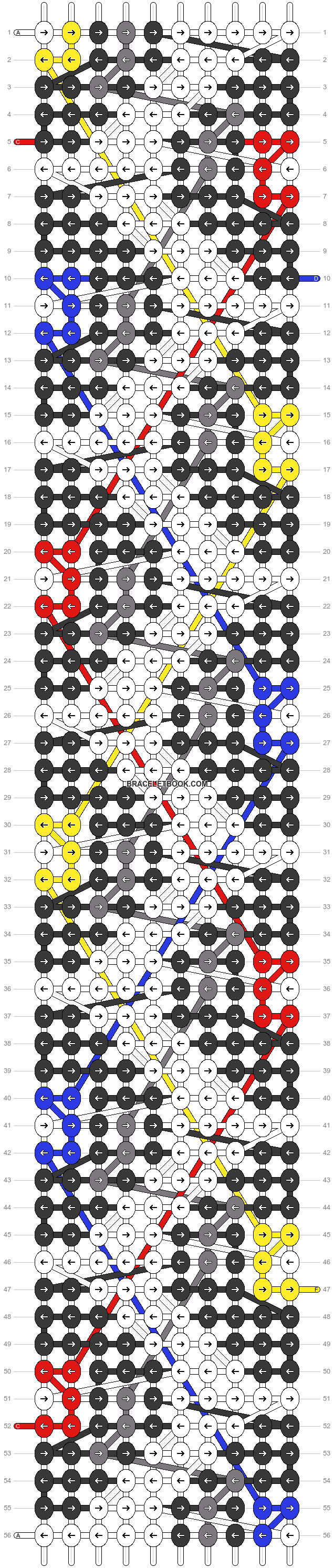 Alpha pattern #83607 pattern