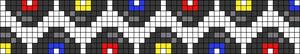 Alpha pattern #83607