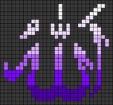 Alpha pattern #83623