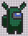 Alpha pattern #83630