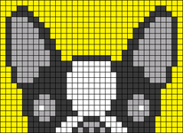 Alpha pattern #83646