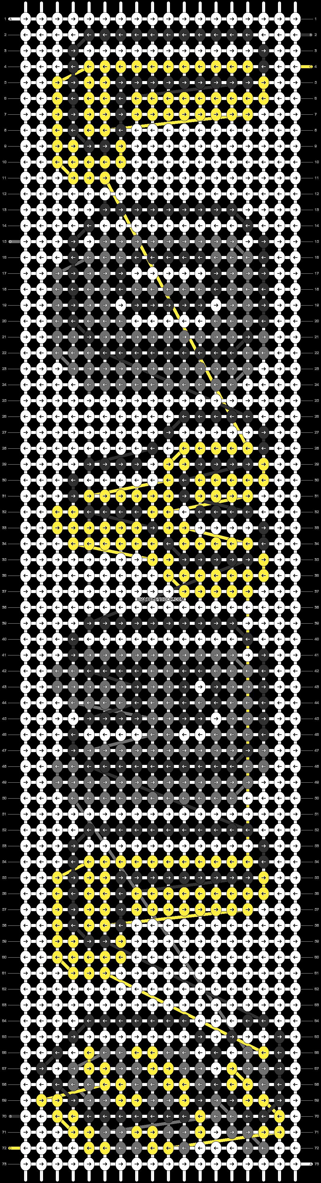 Alpha pattern #83650 pattern