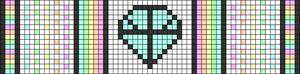 Alpha pattern #83655
