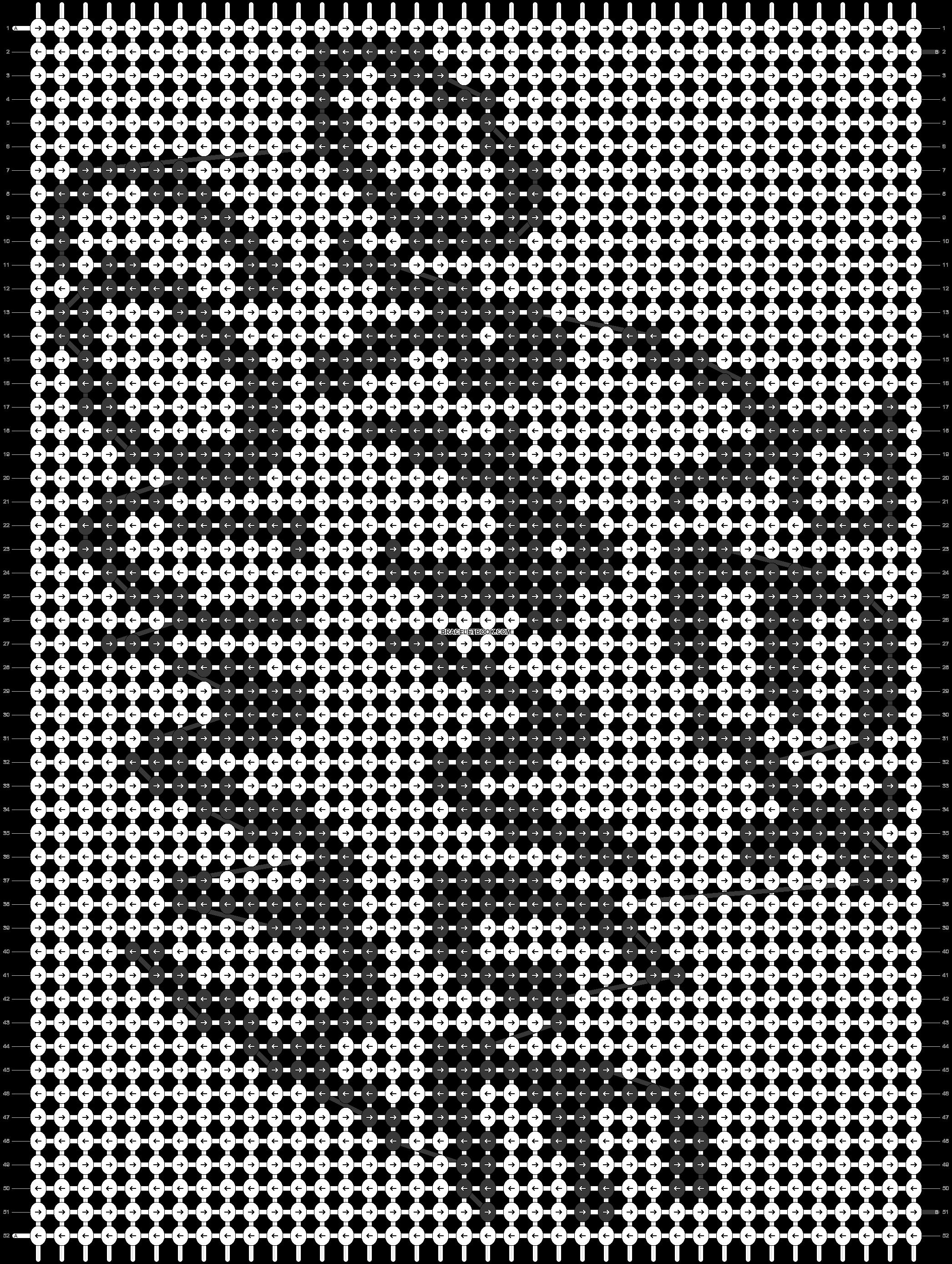 Alpha pattern #83659 pattern