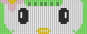 Alpha pattern #83663