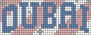 Alpha pattern #83669