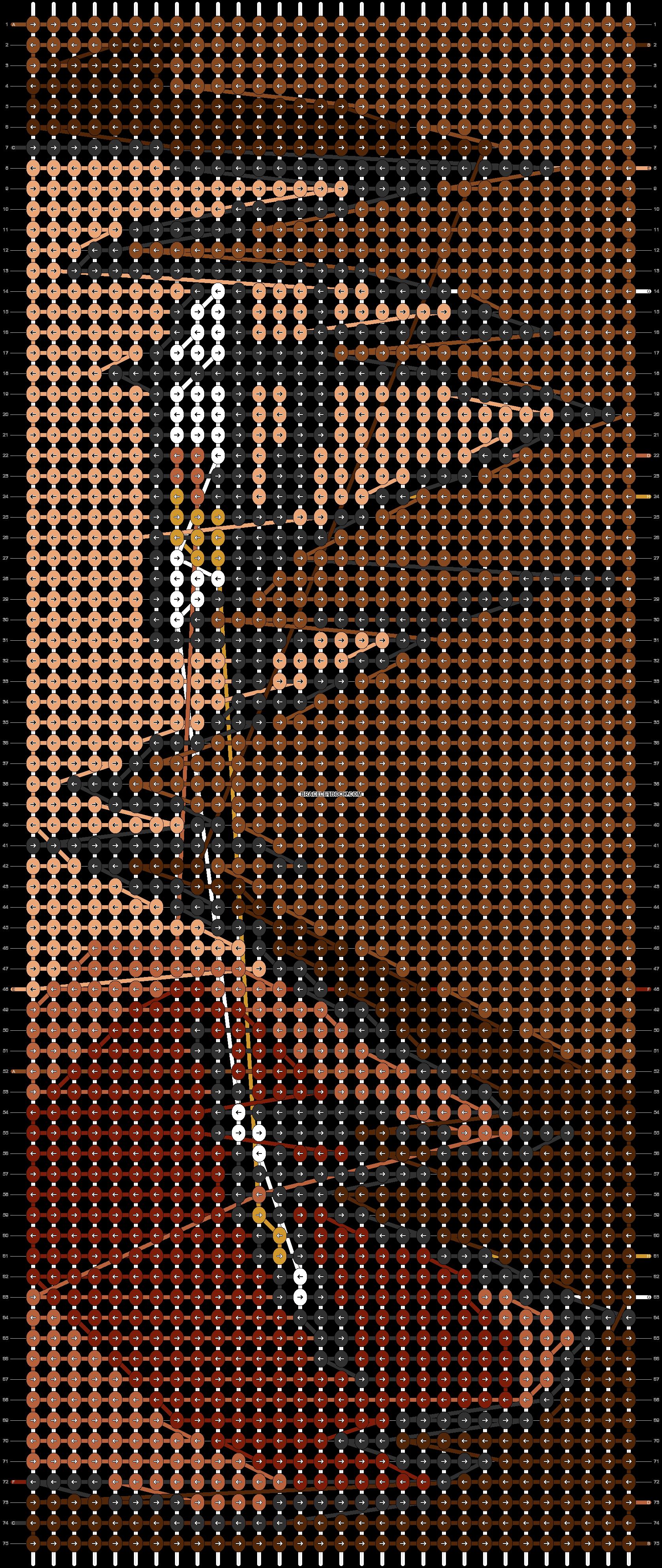 Alpha pattern #83673 pattern