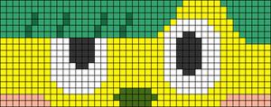 Alpha pattern #83677