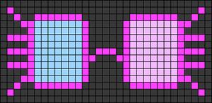 Alpha pattern #83679