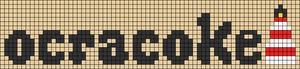 Alpha pattern #83682