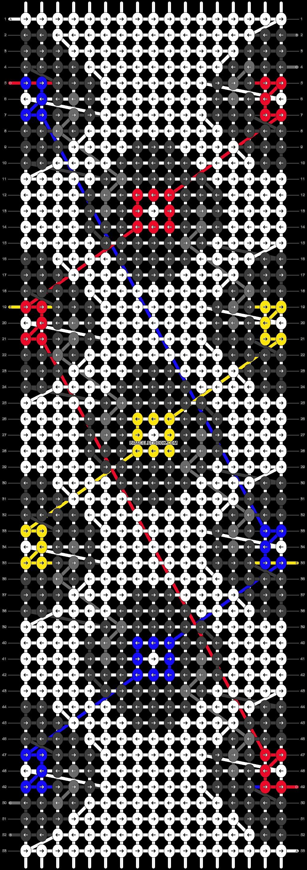 Alpha pattern #83684 pattern