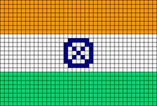 Alpha pattern #83689