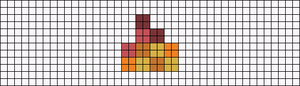 Alpha pattern #83695