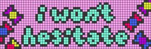 Alpha pattern #83699