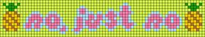 Alpha pattern #83702
