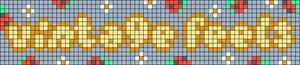 Alpha pattern #83703