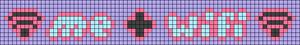 Alpha pattern #83710