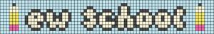 Alpha pattern #83711