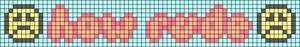 Alpha pattern #83712
