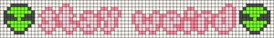 Alpha pattern #83715