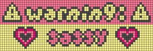 Alpha pattern #83716