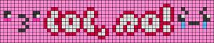 Alpha pattern #83718