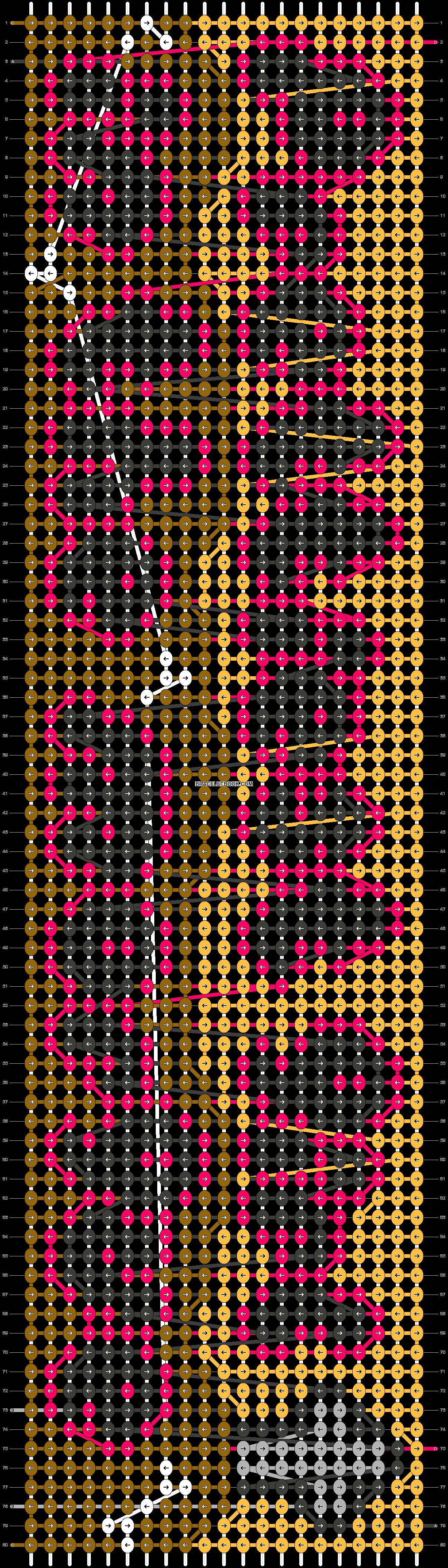 Alpha pattern #83719 pattern