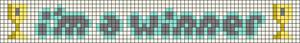 Alpha pattern #83722