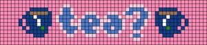 Alpha pattern #83729