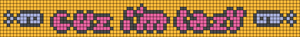 Alpha pattern #83730