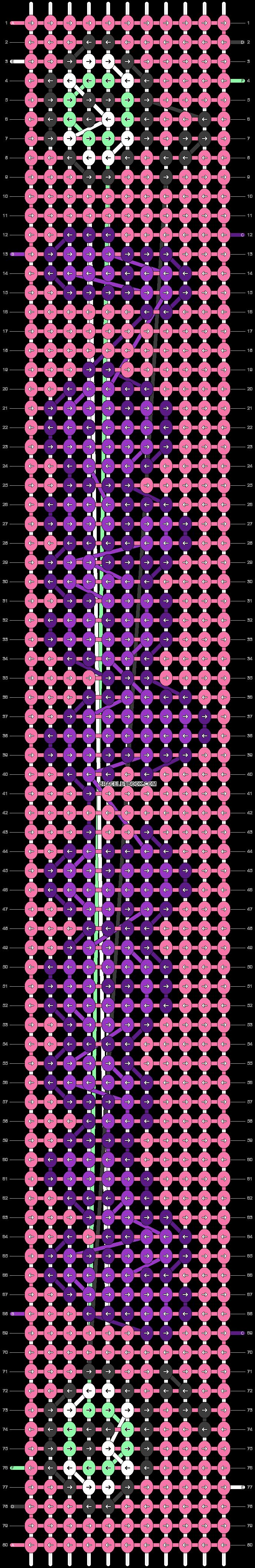 Alpha pattern #83732 pattern