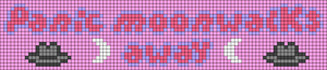 Alpha pattern #83734